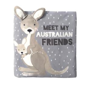 Livre souple les amis d'Australie