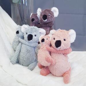Peluche Ptipotos Koala menthe